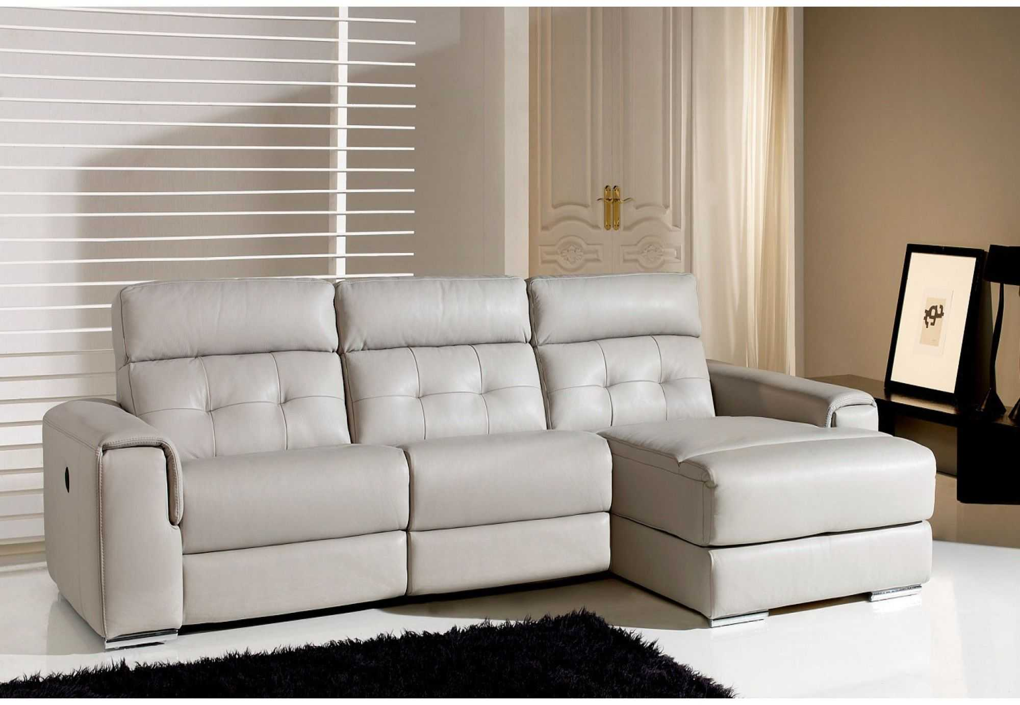 detroit chaiselongue relax el ctrico. Black Bedroom Furniture Sets. Home Design Ideas