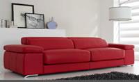 missouri sofas de piel natural
