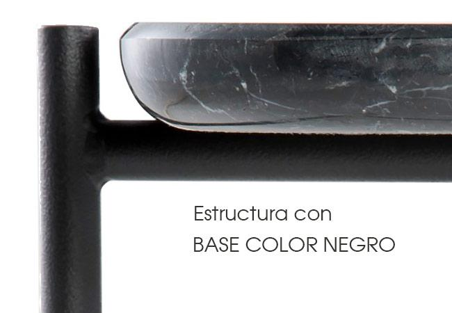 Color Base Mesa Negro Mate