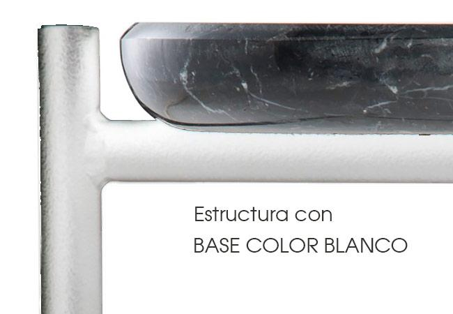 Color Base Mesa Blanco Mate